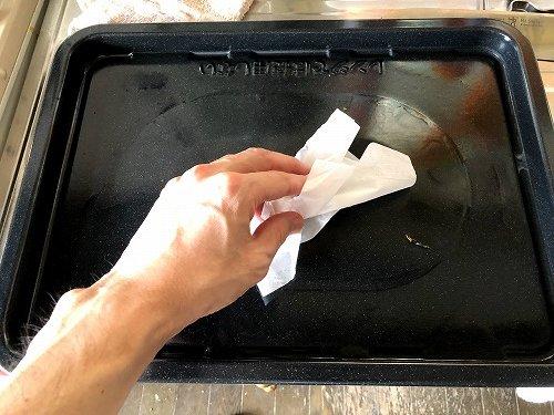 食器の油汚れ