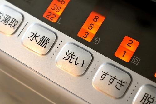 洗濯機のすすぎ設定