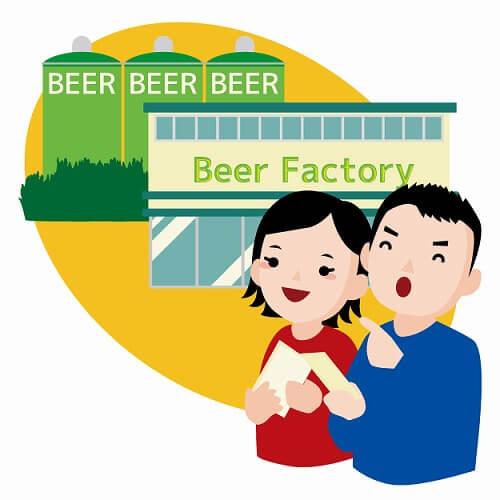 工場見学のイメージ