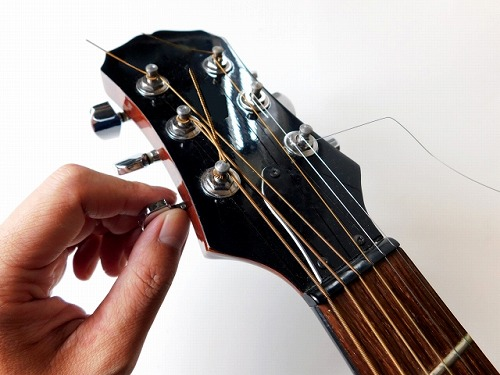 チューニング済みの楽器