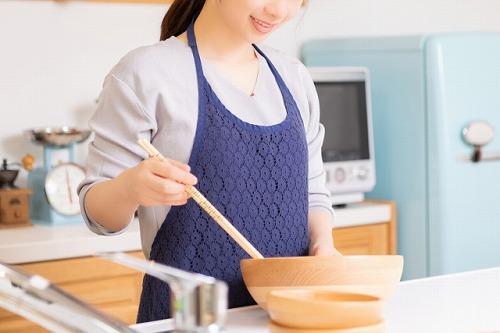 自炊による食費の節約