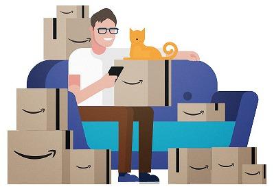 Amazonプライムの配送料・お急ぎ便・日時指定の無料特典