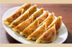 バーミヤンの本格焼餃子