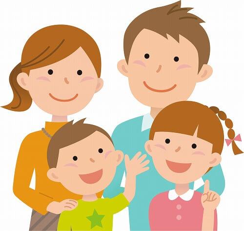家族名義のイメージ