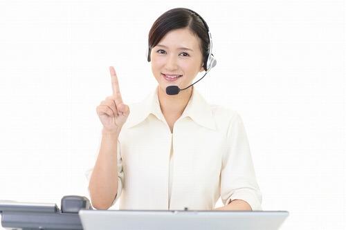 担当者からの電話のイメージ