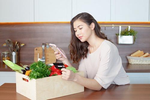 野菜宅配サービスの利用